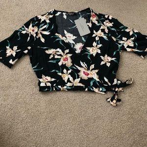 Brand New Zara Crop Top